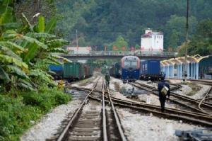 อินโดฯ วางแผนสร้างทางรถไฟเกือบ 2,000 ล้านดอลลาร์เชื่อมลาว-เวียดนาม