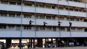 อย่างตื่นเต้น! ตำรวจภูธรนครพนมเปิดตัวสนามฟุตบอลแห่งใหม่