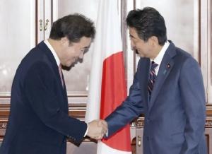 สองนายกฯ ญี่ปุ่น-เกาหลีใต้พบกัน ขณะความสัมพันธ์ตกต่ำถึงขีดสุด