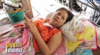 """""""น้องโอปอ""""วัย 10 ขวบ ป่วยมะเร็งเม็ดเลือดขาว ห่วงยายอัมพฤกษ์ อยากให้ยายหายป่วย-เดินได้อีกครั้ง!"""