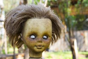 ตุ๊กตาชวนขนหัวลุกบนเกาะลึกลับ Island of Dolls