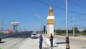 ดูให้เห็นกับตา! ป.ป.ช.ลุยตรวจรูปปั้นไก่ติดสะพานแยกอินโดจีน หลังเจอวิจารณ์แพงเวอร์