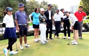Under Armour จัดกิจกรรม UA Golf Day 2019