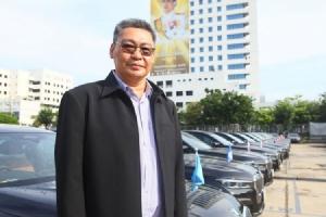กทท.ร่วมอำนวยความสะดวกพื้นที่รองรับรถสำหรับงานประชุม ASEAN Summit ครั้งที่ 35