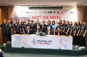 """5 ส.กีฬา พร้อมลุยซีเกมส์ 2019 ตั้งเป้ารวม 10 ทอง """"จักรยาน"""" ชู """"วิภาวี-จุฑาธิป"""" ความหวัง"""