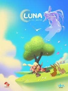 """แบ๊วแบบพกพา! ก๊อดไลค์เกมส์แถลงร่วมลงนาม MOU เกม """"Luna M"""""""