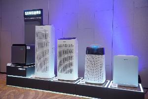 ซัมซุง บุกตลาดเครื่องฟอกอากาศ ชูจุดเด่นกรองได้ถึง PM0.3