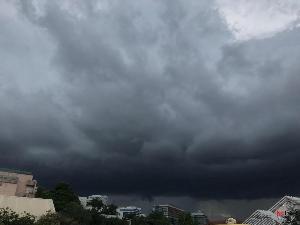 """เตือน! พายุโซนร้อน """"แมตโม"""" ฝนถล่ม อีสานตอนบน-ตะวันออก-กลางตอนล่าง-ใต้ตอนบน ระวังน้ำท่วมฉับพลัน"""