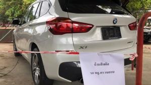 """ตร.พิสูจน์หลักฐานเตรียมเปิด BMW ถูกจอดทิ้งแกะรอยฆ่าเศรษฐินีสายบุญ """"เอ็ม"""" บอกเมียเก่า """"สาวทอม"""" บงการฆ่า"""