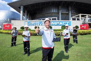 กลุ่มทรู เตรียมโครงข่าย รับการประชุมสุดยอดอาเซียน ครั้งที่ 35