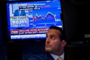 เฟดปรับลดดอกเบี้ยเป็นครั้งที่3 แต่งสัญญาณหยุดวัฏจักรผ่อนคลายทางการเงิน