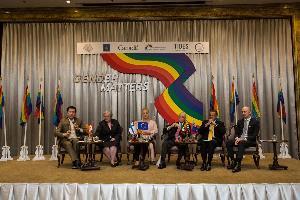 ถึงเวลาขับเคลื่อนกฎหมายแต่งงานเพศเดียวกันเต็มสูบ 'กิตตินันท์ ธรมธัช' นายกสมาคมฟ้าสีรุ้งแห่งประเทศไทย