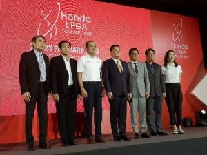 """""""ฮอนด้า แอลพีจีเอ ไทยแลนด์ 2020"""" ดันสวิงไทยเก็บแต้มลุยโอลิมปิก"""