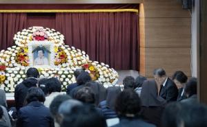 'คิม' ส่งสาส์นแสดงความเสียใจ 'มารดาผู้นำเกาหลีใต้' ถึงแก่กรรม