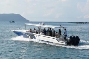 พบแล้ว! นักท่องเที่ยวหญิงอังกฤษหายตัวนับสัปดาห์ เป็นศพลอยกลางทะเลใกล้เขตไทย