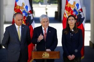 เมื่อวันพุธ (30 ต.ค.) ประธานาธิบดีเซบาสเตียน ปิญเญรา ของชิลี แถลงยกเลิกการเป็นเจ้าภาพการประชุมสุดยอดกลุ่มความร่วมมือทางเศรษฐกิจเอเชีย-แปซิฟิก (เอเปก) ในวันที่ 16-17 พฤศจิกายน รวมถึงการประชุมสุดยอดสภาพภูมิอากาศของสหประชาชาติระหว่างวันที่ 2-13 ธันวาคม