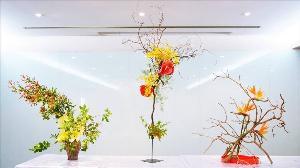 การจัดดอกไม้แบบญี่ปุ่นอิเคบานะ