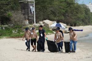 Gulf Growth Future รุ่นที่ 2 รวมพลังคนรุ่นใหม่หัวใจรักษ์ทะเล