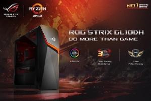 """""""ROG Strix GL10DH"""" เกมมิ่งพีซี เริ่มต้น 26,990 บาท 3 ปีซ่อมฟรีถึงบ้าน"""