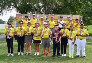 """เด็กไทยกวาด 10 แชมป์ """" ไทยแลนด์ จูเนียร์ เวิลด์ 2019"""" ที่หัวหิน"""