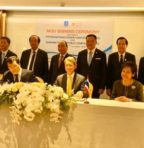 BGRIM จับมือปิโตรเวียดนาม เพาเวอร์ พัฒนาโรงไฟฟ้า 3,000 MW-นำเข้า LNG