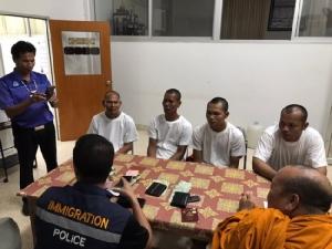 ตม.เผยกลุ่มต้านรัฐบาลฮุนเซนโผล่ไทย-ด่านกระบี่จับพระเขมรมุ่ง กทม. เชื่อป่วนประชุมอาเซียนฯ