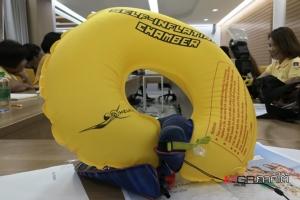 """i FLOAT เปิดตัว """"Helper"""" อุปกรณ์ช่วยชีวิตความปลอดภัยทางน้ำ เรียกความเชื่อมั่นนักท่องเที่ยวกลับภูเก็ต"""