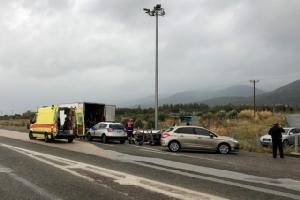 ตำรวจพบผู้อพยพ 41 รายอยู่ในห้องเย็นท้ายรถบรรทุก ทางตอนเหนือของกรีซ