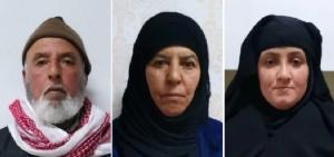 ตุรกีโวจับกุม 'พี่สาวบักดาดี' อดีตผู้นำ IS พร้อมครอบครัวได้ในซีเรีย