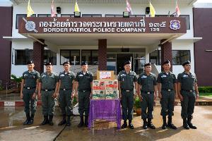 เนสกาแฟ มอบชุดกาแฟเชื่อมทุกความผูกพัน ส่งต่อความห่วงใยจากคนไทยให้ตำรวจตระเวนชายแดนทั่วประเทศ