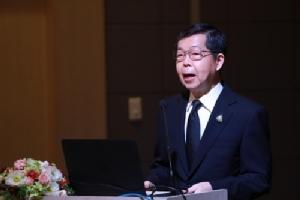 ดร.ประสาร  ไตรรัตน์วรกุล ประธานคณะกรรมการบริหาร กองทุนเพื่อความเสมอภาคทางการศึกษา