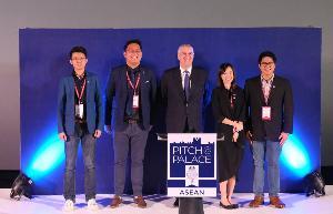 ไทยและบรูไนชนะเลิศประกวด Pitch@Palace ASEAN ตัวแทนอาเซียนประกวดสุดยอดสตาร์ทอัพโลก ที่กรุงลอนดอน