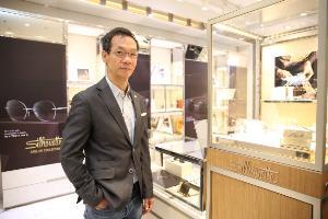 """""""อายลิ้งค์ วิชั่น"""" สวนกระแสเศรษฐกิจไทย นำเข้าแว่นตาหรู Silhouette  Atelier collection มูลค่าชิ้นละ 75,000-1.5 ล้านบาท"""