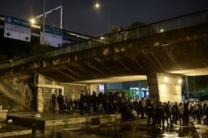 InPics&Clip: ฝรั่งเศสบุกรื้อเพิงผู้อพยพที่มีคนอาศัยร่วม 1,000 ทางเหนือปารีส