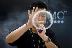 ชาวจีนรุ่นใหม่สูบบุหรี่ไฟฟ้ามากขึ้น ทางการออกประกาศควบคุมการจำหน่าย