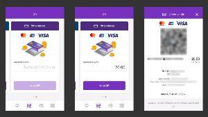 วิธีการสร้าง QR บัตรเครดิต