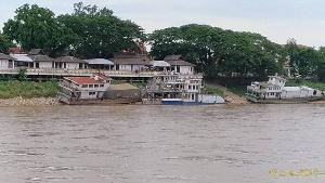 ส่อเป็นเรื่องอีก! น้ำโขงลดฮวบเรือค้างตลิ่ง ชี้จีนลดปล่อยน้ำลุยบึ้มแก่ง-จ่อสร้างเขื่อนใหม่ใกล้ไทยสุด