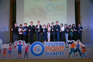 สสส.ชวนคนไทยปักธงปรับไลฟ์สไตล์ต้านโรคเบาหวาน