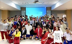 iGET จับมือมหาวิทยาลัยชื่อดังในเซี่ยงไฮ้ และโรงเรียนอัสสัมชัญศรีราชา จัดโปรแกรมปูพื้นด้านจีนธุรกิจ ให้นักเรียน ม.ปลาย 1 ปีการศึกษา ณ ประเทศจีน