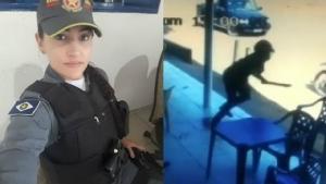 'นางฟ้าใจเด็ด!!ตร.สาวสวยบราซิลไล่ยิงคนร้ายช่วยชีวิตเหยื่อถูกฟัน(ชมคลิป)