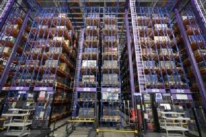 โฮมโปรโชว์ DC ระบบอัตโนมัติเพิ่มประสิทธิภาพการจัดเก็บสินค้า