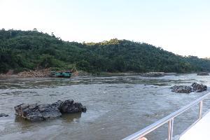 จีนคุมเบ็ดเสร็จ! น้ำโขงขึ้นลงรายวันตามจีนกดปุ่มเพิ่มลดระบายน้ำ คาดเอื้อขนสินค้า-ระเบิดแก่ง