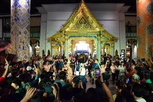 """""""ไอคอนสยาม"""" จัดฉลองเทศกาลลอยกระทงสุดยิ่งใหญ่ในงาน """"เมืองสุขสยาม เสียงสุขแห่งสายน้ำ"""" ตระการตากระทงสุดวิจิตร 4 ภาค  เต็มอิ่มกับการแสดงศิลปะไทย สืบสานประเพณีอย่างยั่งยืน"""