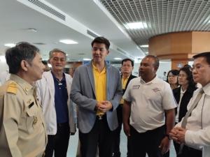 รมช.คมนาคมเตรียมผลักดันขยายสนามบินหัวหิน รองรับท่องเที่ยว
