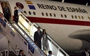 """In Clips :กษัตริย์สเปนและพระราชินีเสด็จเยือน """"คิวบา""""  หนแรก ร่วมฉลองครบรอบ 500 ปีก่อตั้งฮาวานา"""