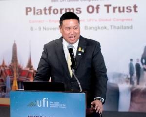 ทีเส็บเผยแผนปี 63 ดันไทยขึ้นแท่นศูนย์กลางจัดงานแสดงสินค้านานาชาติระดับโลก
