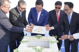 ปตท.-บีไอจีวางศิลาฤกษ์หน่วยแยกอากาศจาก LNG แห่งแรกของไทย