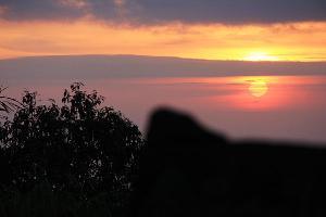 ชมพระอาทิตย์ขึ้นที่ยอดเขาเทวดา