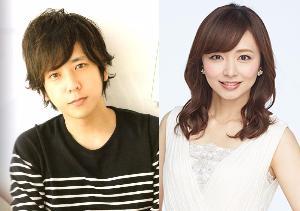 """""""นิโนมิยะ Arashi"""" เขียนจดหมายประกาศแต่งงานกับผู้ประกาศข่าวสาว"""