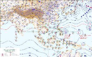 อุตุฯ เผยไทยตอนบนฝนฟ้าคะนอง อุณหภูมิลดตามถึง 5 องศา ยอดดอย-ยอดภูหนาวจัดต่ำสุด 7 องศา